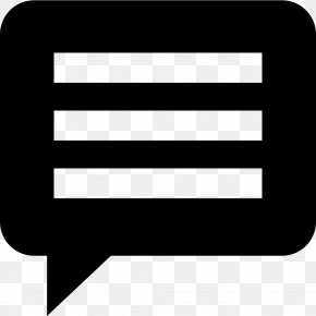 Feedback Icon - Communication Studies Online Chat Text Conversation PNG