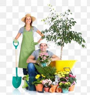 Gardener - Gardening Flower Box Zap Golden Pages Company PNG