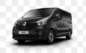 Trafic - Renault Trafic Van Car Commercial Vehicle PNG