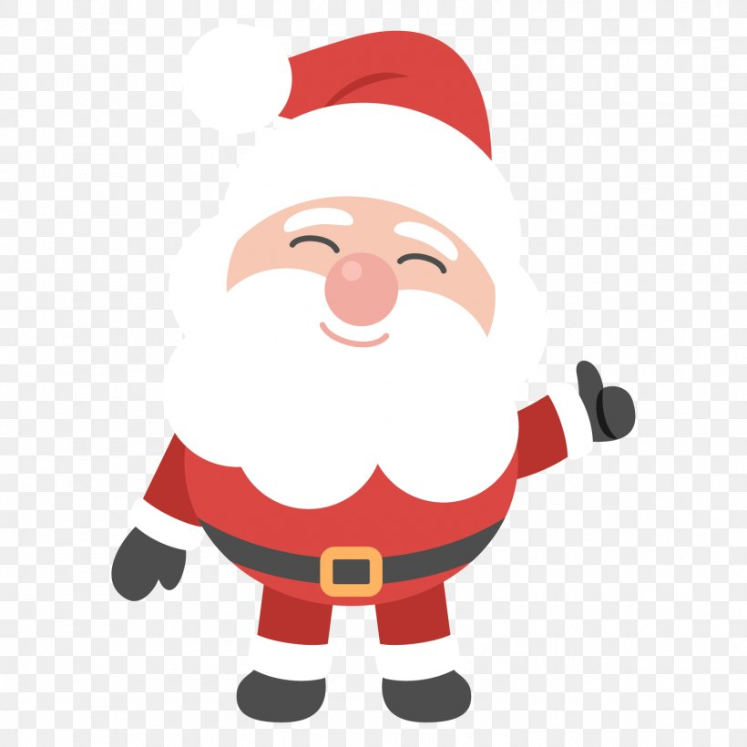 Santa Claus Free!!! Christmas Day Vector Graphics Image, PNG, 1500x1500px, Santa Claus, Animation, Cartoon, Christmas, Christmas Day Download Free