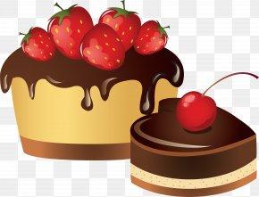Cake Image - Birthday Cake Chocolate Cake Cupcake PNG
