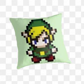 The Legend Of Zelda - Link The Legend Of Zelda Pixel Art Bead PNG