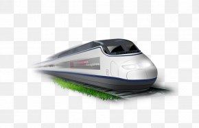 Train - Train Rail Transport Xianu2013Chengdu High-speed Railway Taiwan High Speed Rail PNG