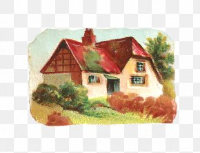 Country House Cliparts - Cottage English Country House Clip Art PNG