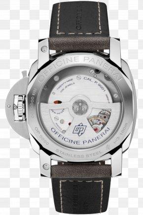 Watch - Panerai Men's Luminor Marina 1950 3 Days Panerai Luminor 1950 3 Days GMT Automatic Acciaio Watch Rolex GMT Master II PNG