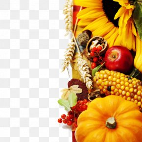 Fruits And Vegetables - Thanksgiving Wish Saying Give Thanks With A Grateful Heart The Roots Of All Goodness Lie In The Soil Of Appreciation For Goodness. PNG