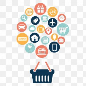 Shopping Cart Items - Euclidean Vector Download Icon PNG