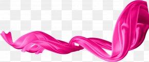 Pink Ribbon - Pink Ribbon Textile PNG
