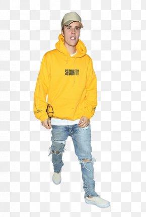 Justin Bieber - Sweatshirt Justin Bieber T-shirt Musician Hood PNG