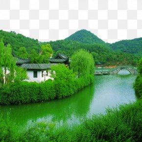 Dongming Lake, Quzhou - Changshan Shanshui Tourism Limited Company U836fu738bu5c71 U4e0au65b9u93ae U9f8du9580u5ce1u8c37 PNG