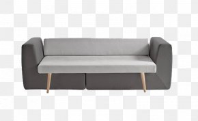 Combination Of Gray Color Sofa Material - Couch Sofa Bed Furniture Living Room Chair PNG