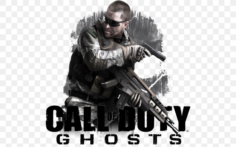 Call Of Duty: United Offensive Call Of Duty: Ghosts Call Of Duty: Black Ops III Call Of Duty: Modern Warfare 3 Call Of Duty 4: Modern Warfare, PNG, 512x512px, Call Of Duty United Offensive, Action Film, Activision, Air Gun, Airsoft Download Free