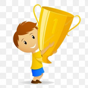 Cartoon Champion Cup - Vector Graphics Image Stock Photography Clip Art Illustration PNG