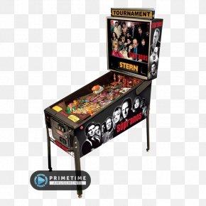 Pinball - The Pinball Arcade Stern Pinball Arcade Stern Electronics, Inc. The Sopranos PNG