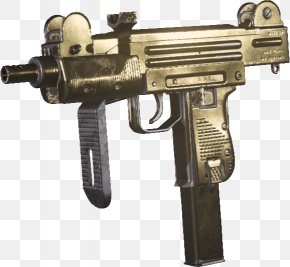 Submachine gun Uzi | Free vector image in AI and EPS format, Creative  Commons license.