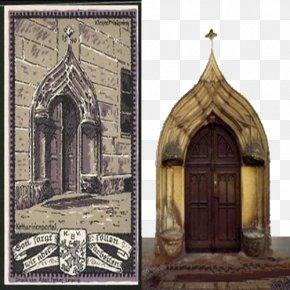 Castle Gate - Door Castle Download PNG