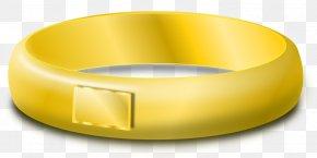 Wedding Ring - Bangle Wedding Ring Clip Art PNG