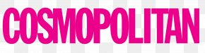 Magazine - Cosmopolitan Logo Magazine The Kiss Quotient Fashion PNG