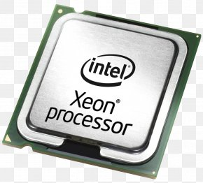 CPU Processor - Intel Xeon Central Processing Unit Multi-core Processor Pentium PNG