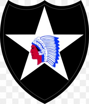 Army - United States Army 2nd Infantry Division Major General PNG
