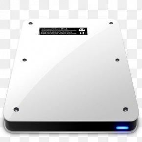 Ultra-clear Apple Hard Disk - Apple Hard Disk Drive Data Disk Storage PNG