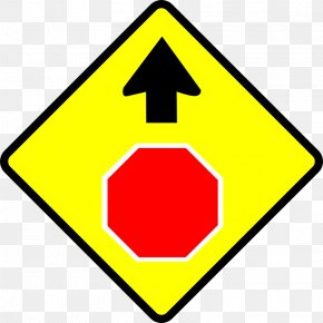 A Picture Of A Stop Sign - Stop Sign Manual On Uniform Traffic Control Devices Traffic Sign Warning Sign PNG