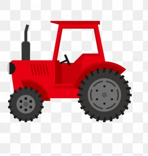 Vector Farm Tractor - Tractor John Deere Agriculture Farm PNG