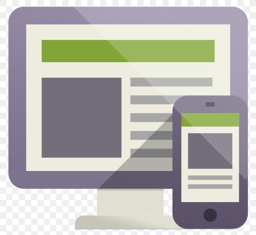 Responsive Web Design Web Development Graphic Design, PNG, 800x752px, Responsive Web Design, Brand, Business, Communication, Digital Agency Download Free