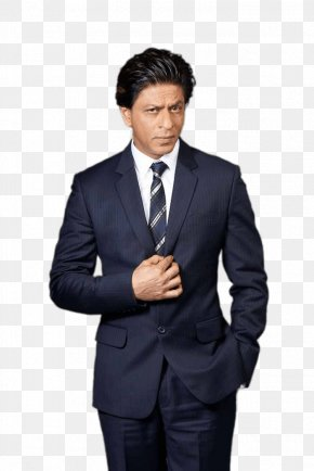 Suit - Shah Rukh Khan Fauji Bollywood Actor Zee Cine Awards PNG
