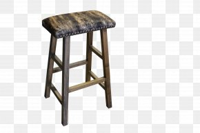 Table - Bar Stool Table Furniture Chair PNG