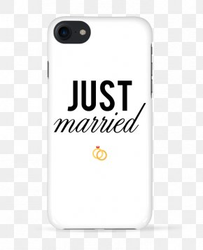 Just Married - Product Design Logo Font Brand PNG