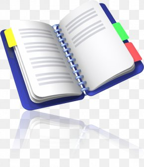Notebook - Laptop Paper Notebook Icon PNG