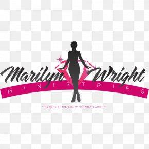 Line - Logo Brand Pink M Script Typeface Font PNG