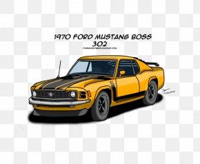 Sports Car - Sports Car Nissan Skyline Ford Mustang SVT Cobra Boss 302 Mustang PNG