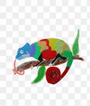 Lizard - Reptile Chameleons Ambilobe Lizard PNG