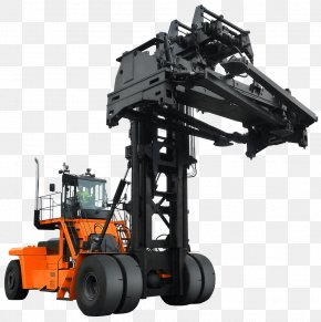 Heavy Equipment - Toyota Industries Forklift Heavy Machinery Intermodal Container PNG