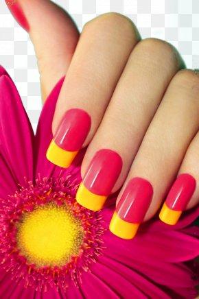 Nail - Nail Polish Manicure Glitter Varnish PNG