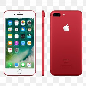 Psdiphone6 - Apple IPhone 7 Telephone Product Red PNG