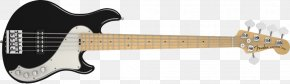 Fender Musical Instruments Corporation - Bass Guitar Electric Guitar Fender American Deluxe Series String Instruments Fender Bass V PNG