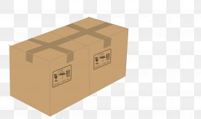 Box - Box Freight Transport Paperboard Pallet Jack Clip Art PNG