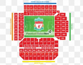 Ticket - Anfield Liverpool F.C. Premier League Ticket Legends Charity Match 2018 PNG