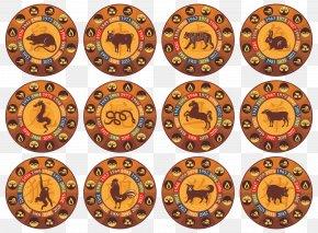 Chinese Zodiac Signs Set Clip Art Image - Chinese Zodiac Clip Art PNG