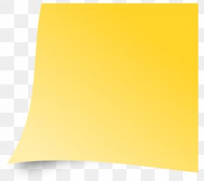 Sticky Note - Paper Post-it Note Sticker PNG