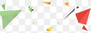 Floating Irregular Shapes - Shape Plane Triangle PNG