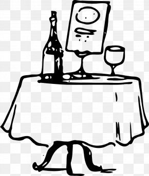 Dinner Table - Table Of Contents Clip Art PNG