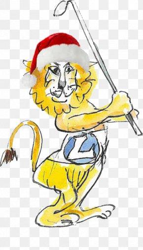 Charity Golf - Beak Cartoon Character Clip Art PNG