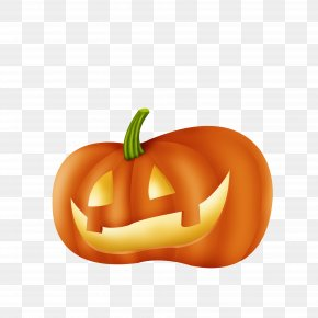 Horror Halloween Pumpkin HD Clips - Halloween Pumpkin Witch Hat Clip Art PNG