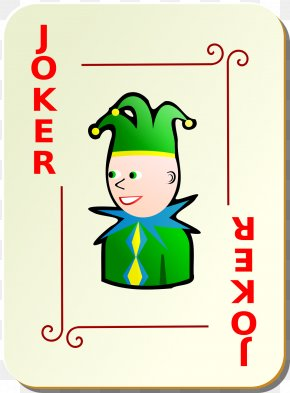 Joker - Joker Playing Card Card Game Clip Art PNG
