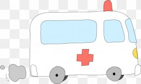 Ambulance Vector Material - Ambulance Vecteur Emergency Medical Technician Gratis PNG