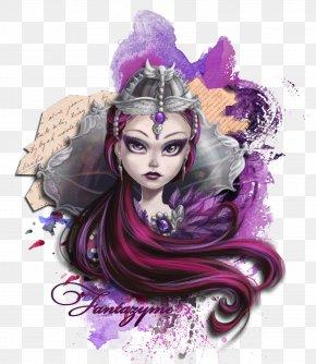 Fan Bingbing - Fan Art Ever After High Drawing PNG